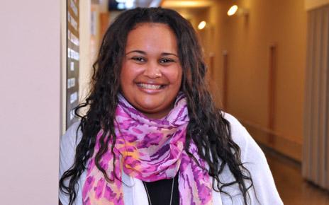 Leah Sanford, the Student Development and Advising team's new English Language Centre Coordinator