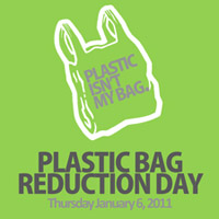 Participate in Plastic Bag Reduction Day tomorrow