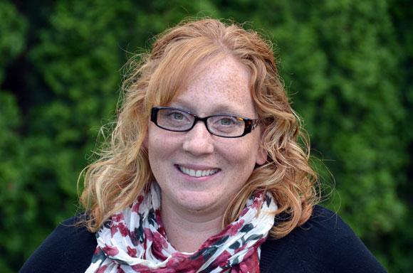 Amber MacKenzie, Continuing Studies administrative assistant