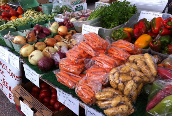 Farmers' market coming to UBC campus
