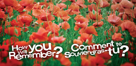 How will you remember?