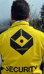 The campus community will be seeing more of the yellow Securiguard jackets in the next few years