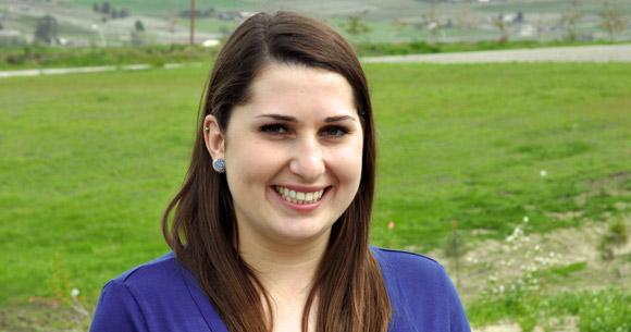 Leah Donatiello, 2012 Orientation Coordinator