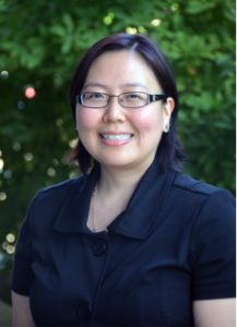 Learning Services Librarian Diana Bang