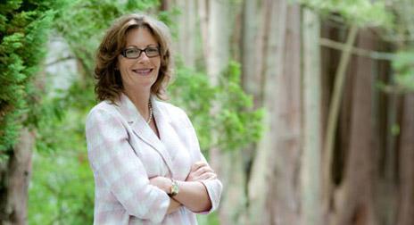 Jackie Podger, AVP Administration and Finance