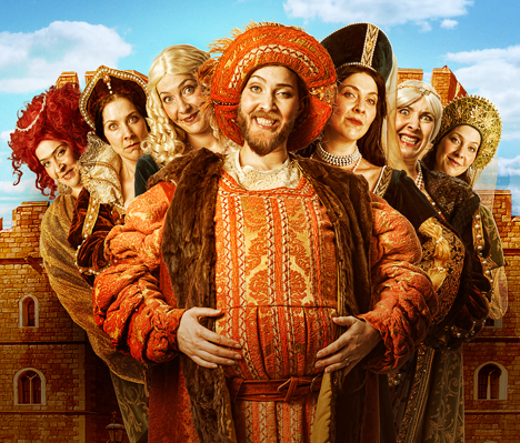 Til Death Do We Part: The Six Wives of Henry VIII, A One-Woman Play