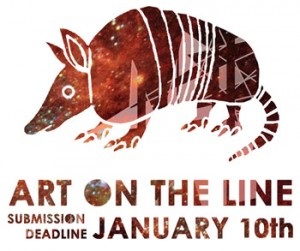 Submissions wanted for 2013 Art on the Line