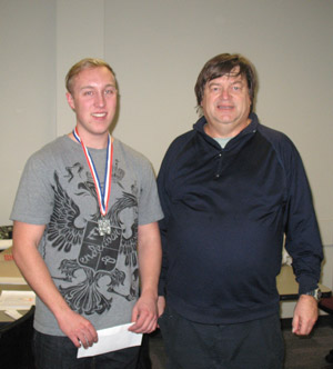 Sean Kelman and Greg Bishop