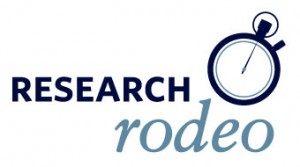 Are you up for the Research Rodeo challenge?