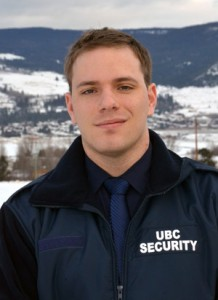 Troy Campbell, Security Coordinator