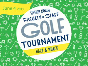Registration opens May 6 for annual faculty and staff 'Hack & Whack' golf tournament
