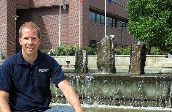 Duane Sali, Facilities Management assistant