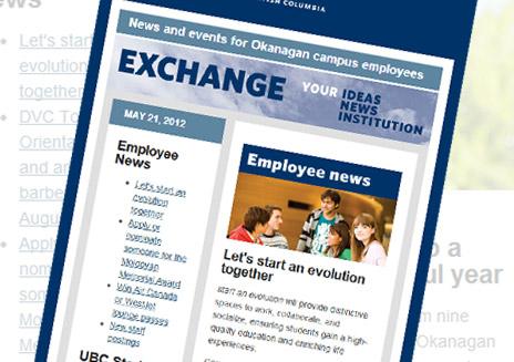 Exchange reformatting survey