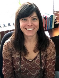 Stephanie McKeown, director of Okanagan Planning and Institutional Research