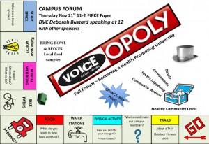 VOICE fall forum