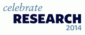 Celebrate Research 2014: A March showcase of ideas, achievements and possibilities