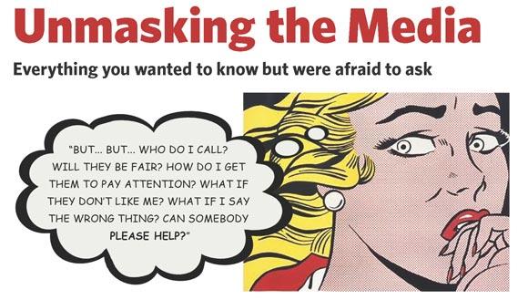 Unmasking the Media