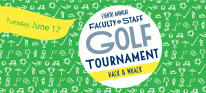 Registration deadline approaching for eighth annual Hack & Whack golf tournament