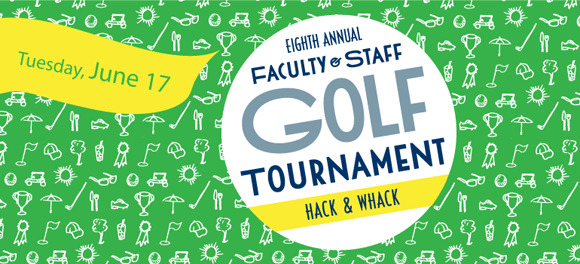 2014 Hack & Whack golf tournament