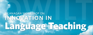 Announcing workshop on innovation in language teaching