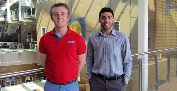 Scott McIntyre and Harish Anand