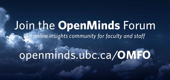 OpenMinds Forum