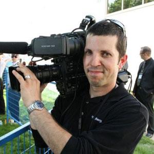 Sam Charles, senior media production specialist