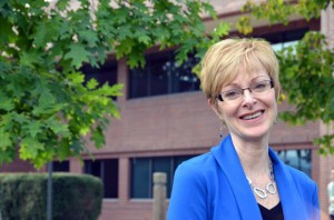 Laurie Mills, manager of Organizational Development and Learning
