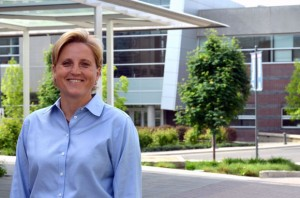 Terry Downs, associate director of Risk Management Services
