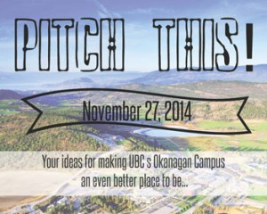 Pitch This competition invites participants from across campus community