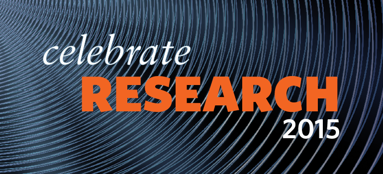 Celebrate Research 2015 graphic