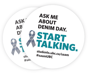 Students bring Denim Day to UBC