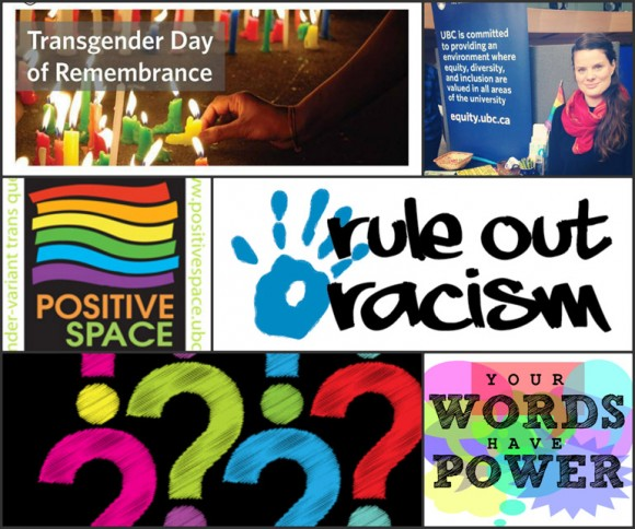 Equity and Inclusion Office collage