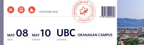 Destination UBC 2015