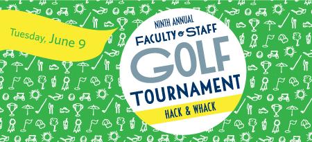 Hack & Whack golf tournament