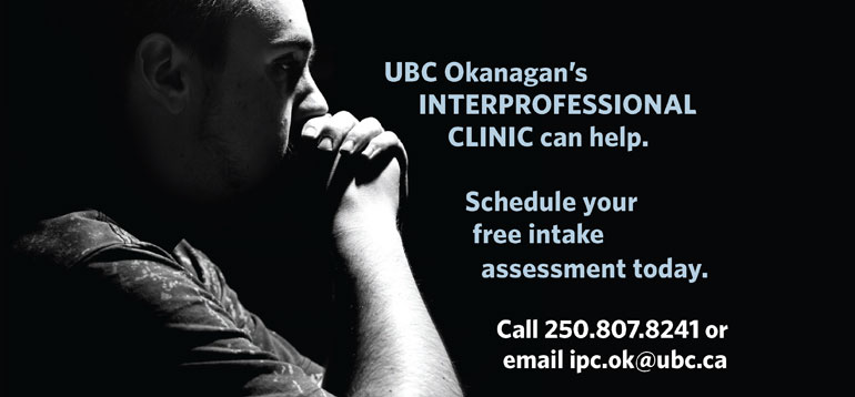 Interprofessional Clinic Anxiety Services