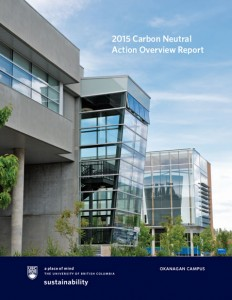 Campus' carbon emissions reduced again in 2015