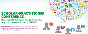 All educators invited to Scholar-Practitioner Conference