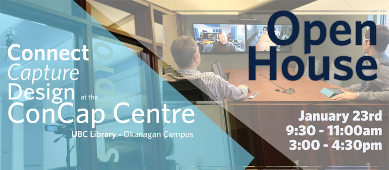 CONCAP Centre  Open House