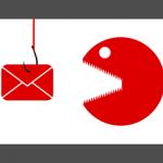 Phishing attack graphic
