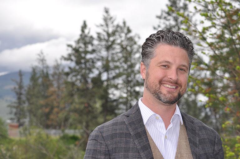 Nathan Skolski, associate director of public affairs.