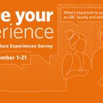 UBC Workplace Experiences Survey 2017