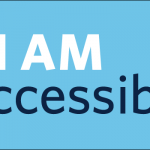 I Am Accessible Award graphic