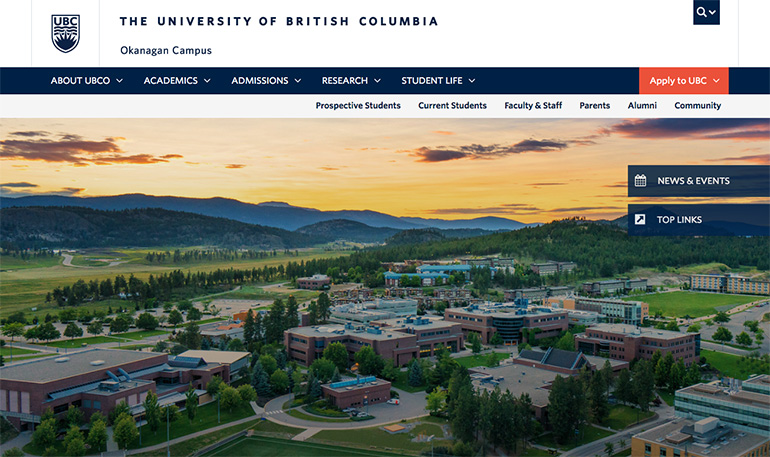 Preview of new ok.ubc.ca