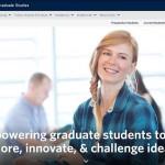 Screenshot of the new gradstudies.ok.ubc.ca.