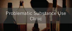 New problematic substance use clinic being offered