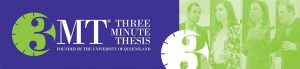 3MT competition open to graduate students