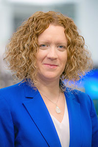 Heather Berringer, UBC Okanagan Chief Librarian and Associate Provost, Learning Services