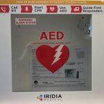 Automated External Defibrillator case