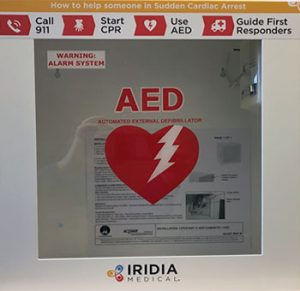Automated External Defibrillators being made publicly accessible across campus